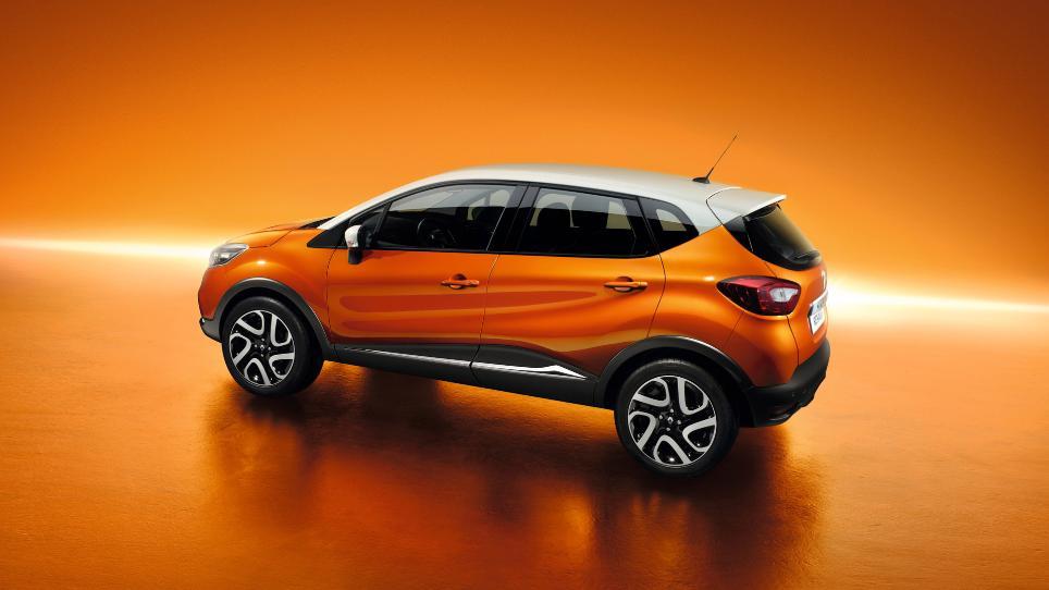 Renault CAPTUR (fabricados desde el inicio de la serie en 2013 hasta el 7/11/2014)